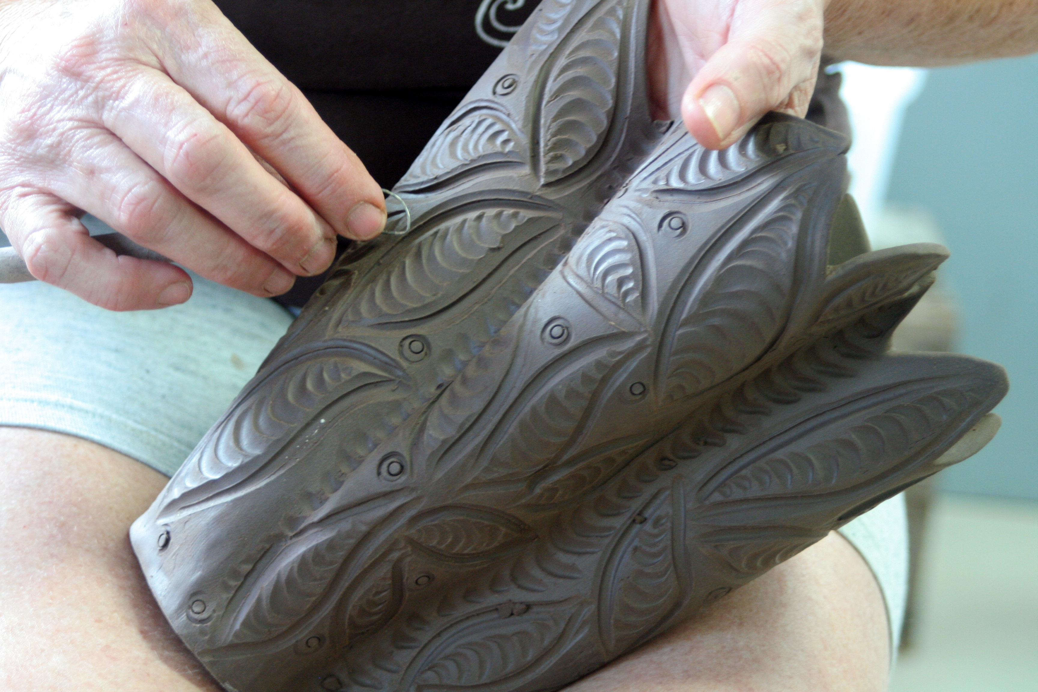 65 best images about CARVED on Pinterest | Ceramics, Handmade ...